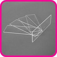 Стекло предметное ш/к 25,4х76,2х1мм арт. 7101