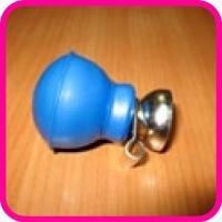 Электрод грудной с чашечным токосъемником