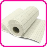 Бумага диаграммная 4076