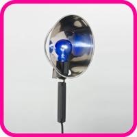 Рефлектор синяя лампа Ясное солнышко Армед