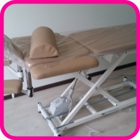 Стол массажный PROFESSIONAL-MX с электроприводом на X-раме
