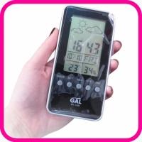 Метеостанция/Будильник GAL WS-1400