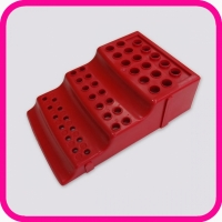 Штатив для микропробирок 3-х уровневый, 56 гнезд (арт. 12005328)