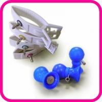Электроды электрокардиографические многоразовые для детей от грудного возраста до 10 лет