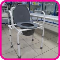 Кресло-туалет Ortonica TU 3 с опускающимися подлокотниками