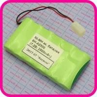 Аккумулятор 6H-A2500 Ni-MH