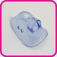 Маска детская для ингалятора Med 2000 прозрачная