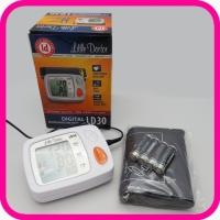 Тонометр автоматический Little Doctor LD-30 + адаптер + увеличенная манжета (25-36 см)