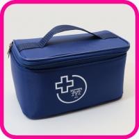 Сумка-холодильник медицинская, с хладоэлементами, 1 л