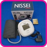 Тонометр автоматический Nissei DS-10a + стандартная манжета + адаптер