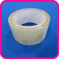 Скотч упаковочный 50 мм х 66 м, 40 мкм бесцветный
