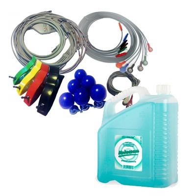 Электроды, кабели, гель и прочее для ЭКГ