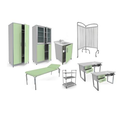 Комплекты медицинской мебели