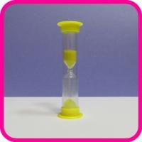 Часы песочные 1 мин (пластиковый корпус)