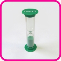 Часы песочные 10 мин (пластиковый корпус)