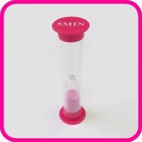 Часы песочные 5 мин (пластиковый корпус)