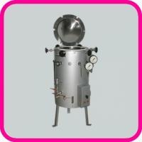 Стерилизатор паровой ВКУ-50 с кожухом (ТЗМО)