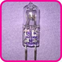 Лампа галогенная General Electric GE 34663 M67 24V 100W GY6,35