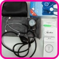 Тонометр механический Meditech MT-20 со встроенным фонендоскопом