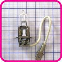 Лампа галогеновая КГМН 12-30-1 G6,35-15