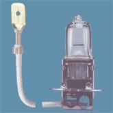 Лампа галогенная (галогеновая) Osram 64156 24V 70W PK22s автомобильная