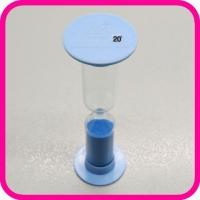 Часы песочные 20 мин (пластиковый корпус)