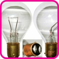 Лампа накаливания К 12-30-2 B15d