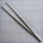 Пинцет хирургический ПХ 250х2,5
