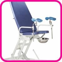 Кресло гинекологическое КГг-411 МСК, регулировка - пневмопривод (МСК-411)
