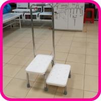 Поручень с 2-мя ступенями для ванной комнаты FS (KJT) 569