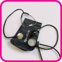 Тонометр механический Meditech МТ-10 с фонендоскопом