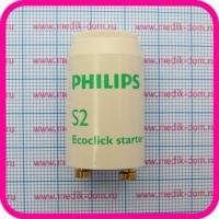Стартер Philips S2 4-22W Ecoclick