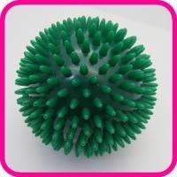 Мяч массажный игольчатый М-110 Тривес