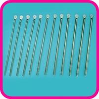 Бужи уретральные металлические прямые БГ-1