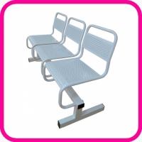 Секция стульев 3-х местная С4.32.01