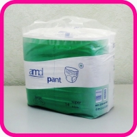 Подгузники-трусики для взрослых AMD pant small (50-85см) №1 super (4 капли), 14шт