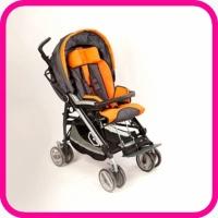 Кресло-коляска для детей с ДЦП Fumagalli PLIKO прогулочная