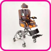 Кресло-коляска для детей с ДЦП Mitico Fumagalli для дома