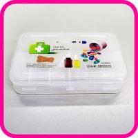 Аптечка-органайзер неукомплектованная двусторонняя, 225х135х53