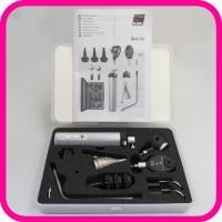 Набор диагностический BASIC-Set Combilight C10/E10 KaWe,  офтальмоскоп + отоскоп, арт. 02.11001.002 (27105)