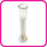 Цилиндр мерный 3-250-2 с пластмассовым основанием