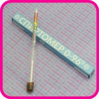 Спиртомер (спиртометр) 0-96° бытовой