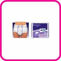 Подгузники для женщин Super Seni Plus, закрытого типа