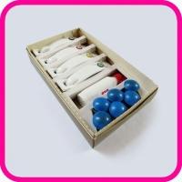 Электроды электрокардиологические многоразовые бессеребряные, набор для взрослых
