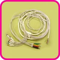 Кабель для ЭКГ шестиканальный для одноразовых электродов (кнопочные)