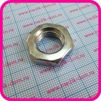 Гайка М14х1,5 металлическая с покрытием
