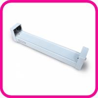 Облучатель бактерицидный ОБНП 2х15-01 Генерис настенно-потолочный (без ламп, без сетевого шнура, со стартерами)