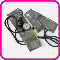 Тонометр механический LD-80 Little Doctor с 3 детскими манжетами, без стетоскопа