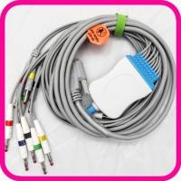 Кабель для ЭКГ с отведениями ECG-9803