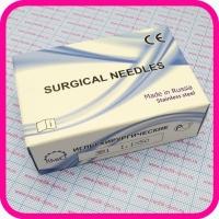 Игла хирургическая режущая 3В1-1.1*50 (острие трехгранное)